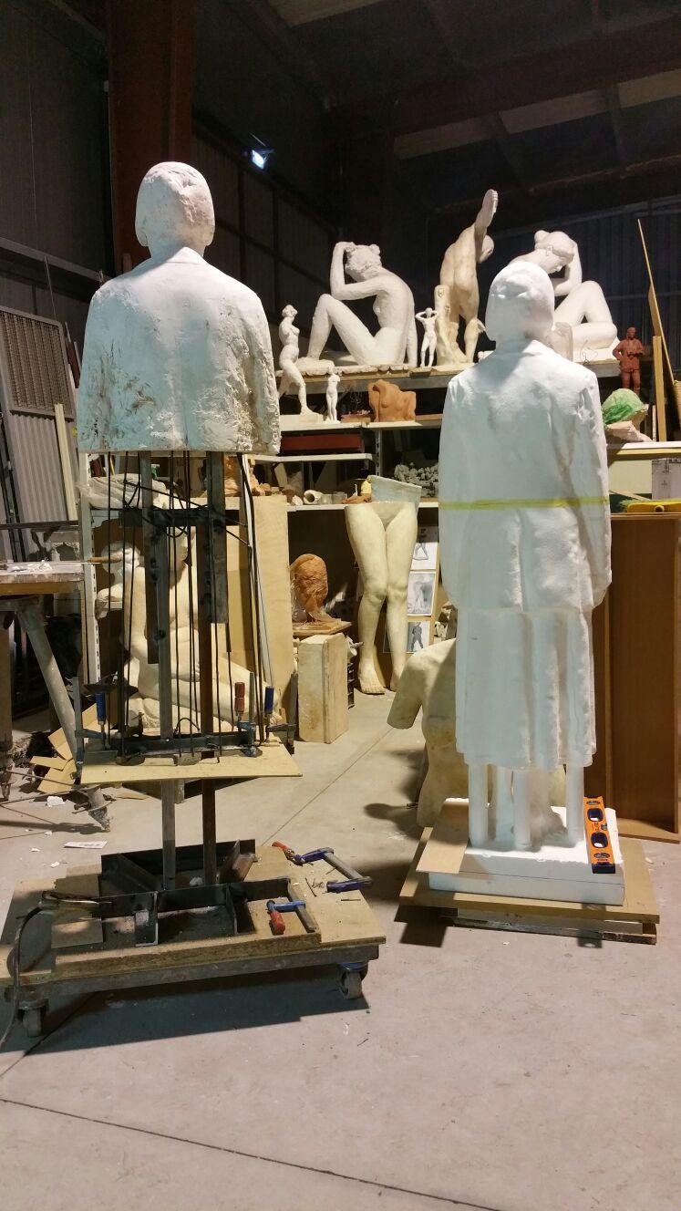 Esculturas de Antonio López