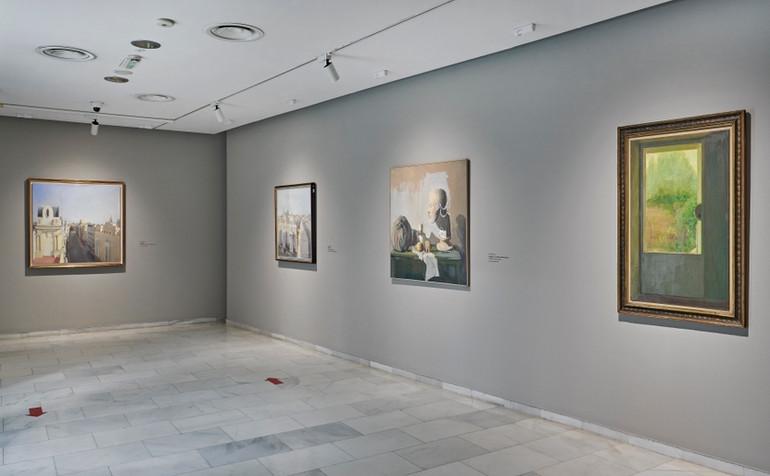 EXPOSICIÓN DE ANTONIO LÓPEZ EN F. BANCAJA, VALENCIA-33-UMFotografía