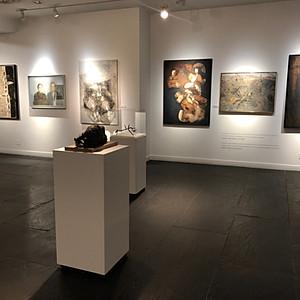 La poética entre abstracción y figuración. Instituto Cervantes Nueva York