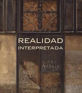 Portada Catálgo Realidad Interpretada