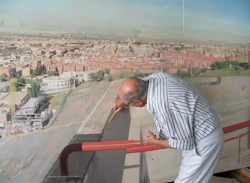 Pintando Madrid
