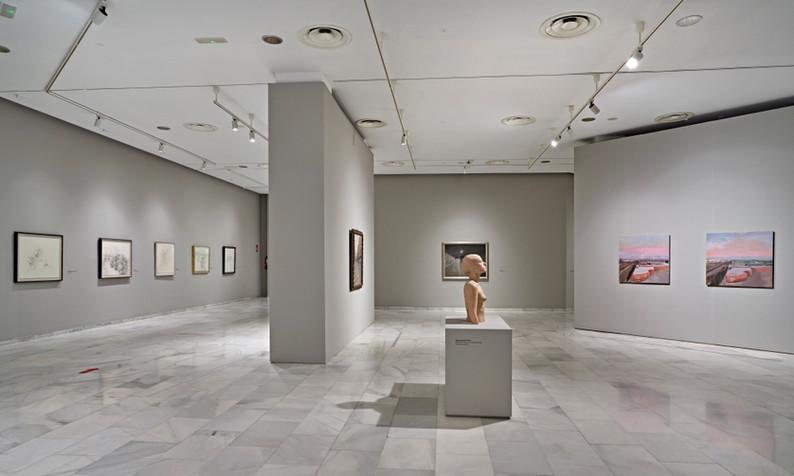 EXPOSICIÓN DE ANTONIO LÓPEZ EN F. BANCAJA, VALENCIA-09-UMFotografía