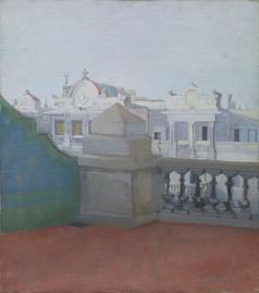 María Moreno, Terraza de la Gran Vía, 1983