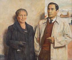 Mis padres, 1955-56