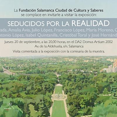 Seducidos por la realidad, DA2 Salamanca