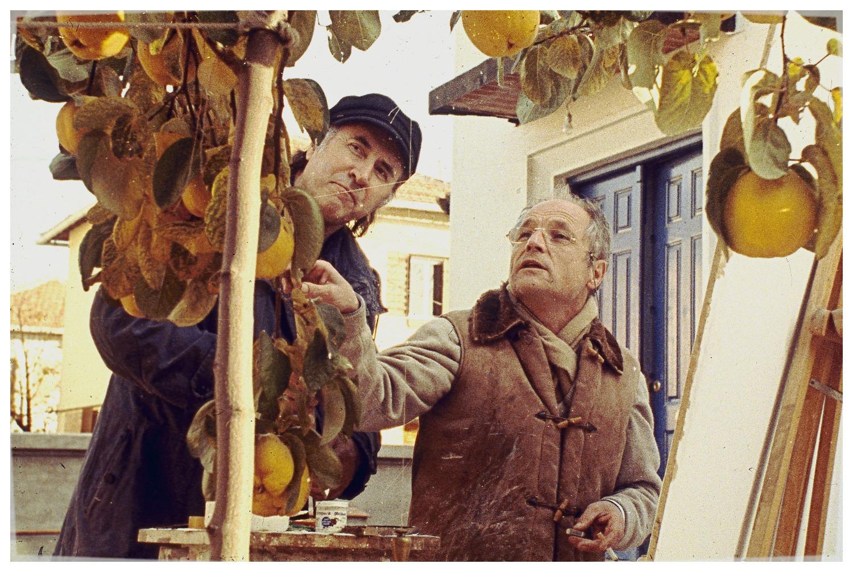 Antonio López y Enrique Gran