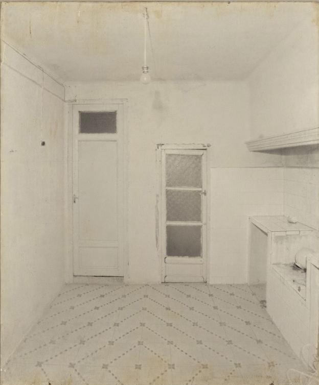 Cocina en Tomelloso, 1975-80