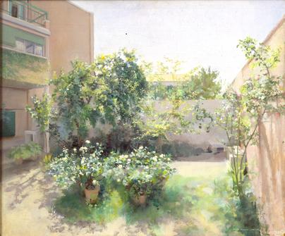 María Moreno, Madrid Garden, 1982-86