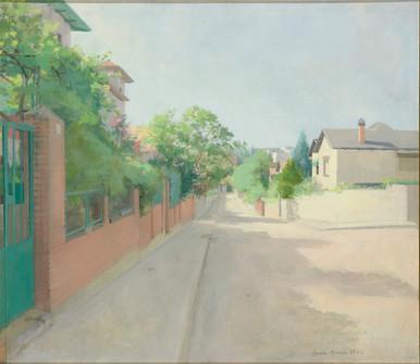María Moreno, Levante Street 2, 1981