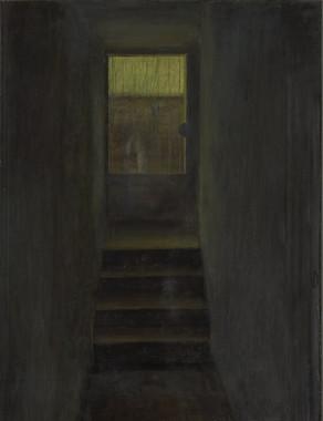María Moreno, Pasillo del jardín de atrás, 1970