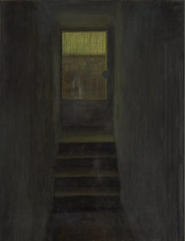 María Moreno, Back Garden Corridor, 1970