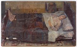 Mujer durmiendo, 1963