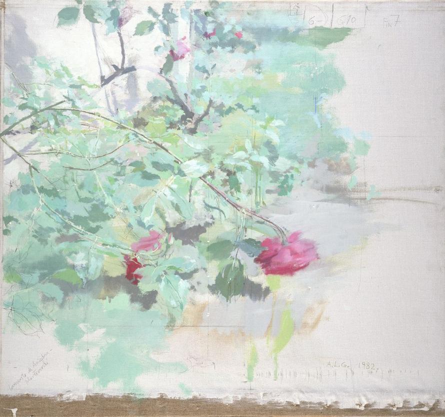 Rosa roja, 1982