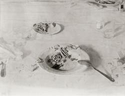 Restos de comida, 1971