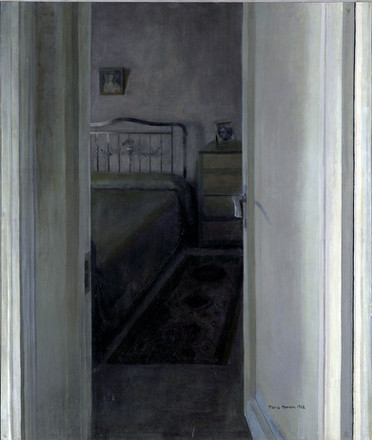 María Moreno, The bedroom, 2nd, 1968