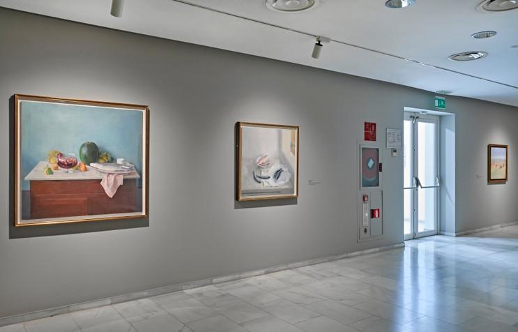 EXPOSICIÓN ANTONIO LÓPEZ EN F. BANCAJA, VALENCIA-32-UMFotografía