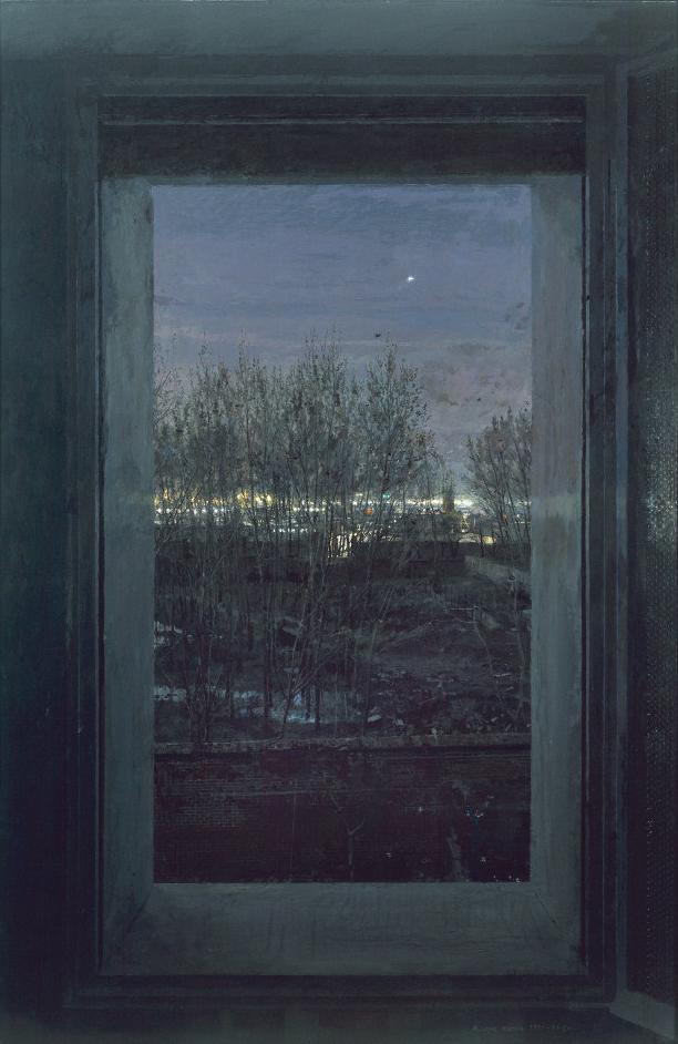 Ventana de noche, 1971-75-80