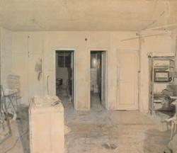 Estudio con tres puertas, 1969-70