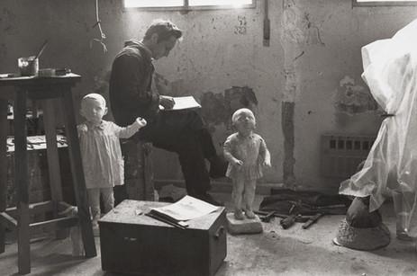 En el estudio, 1973