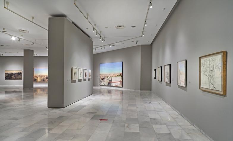 EXPOSICIÓN DE ANTONIO LÓPEZ EN F. BANCAJA, VALENCIA-12-UMFotografía