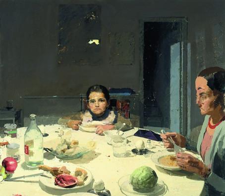 La cena, 1971-82