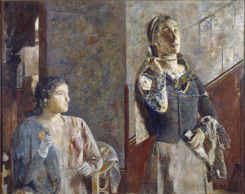 Mujeres en diálogo, 1955-56
