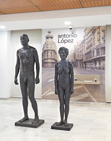 EXPOSICIÓN DE ANTONIO LÓPEZ EN F. BANCAJA, VALENCIA-05-UMFotografía