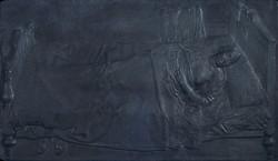 Mujer durmiendo, 1960-61