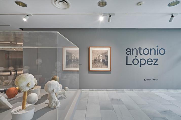 EXPOSICIÓN DE ANTONIO LÓPEZ EN F. BANCAJA, VALENCIA-00-UMFotografía