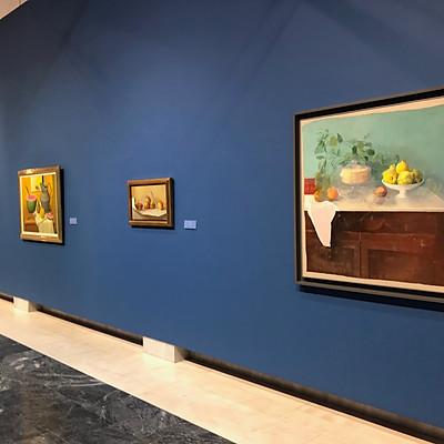 A la mesa. El bodegón en el arte. Sala Las Claras, Murcia