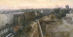 Madrid hacia el Observatorio,1965-70