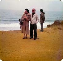María Moreno y Hans Brokcstedt, 1977 Ale