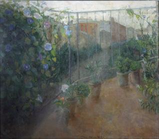 María Moreno, La terraza, 1962,