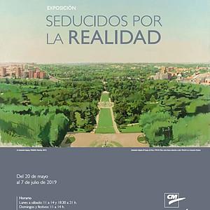 Exposición Seducidos por la realidad, Centro Cultural Las Claras Murcia
