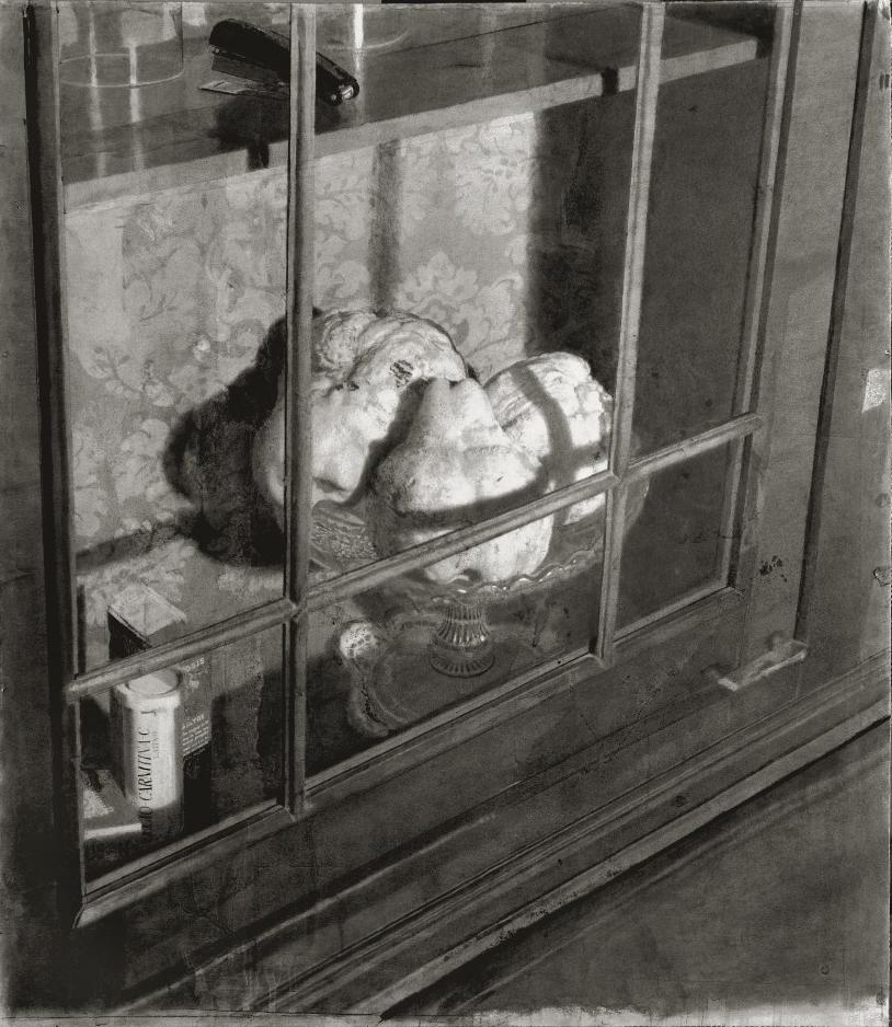 La vitrina, 1970