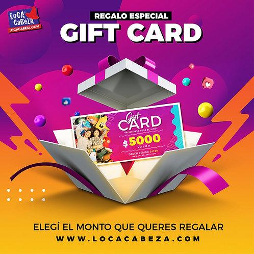 Gift Card $5000