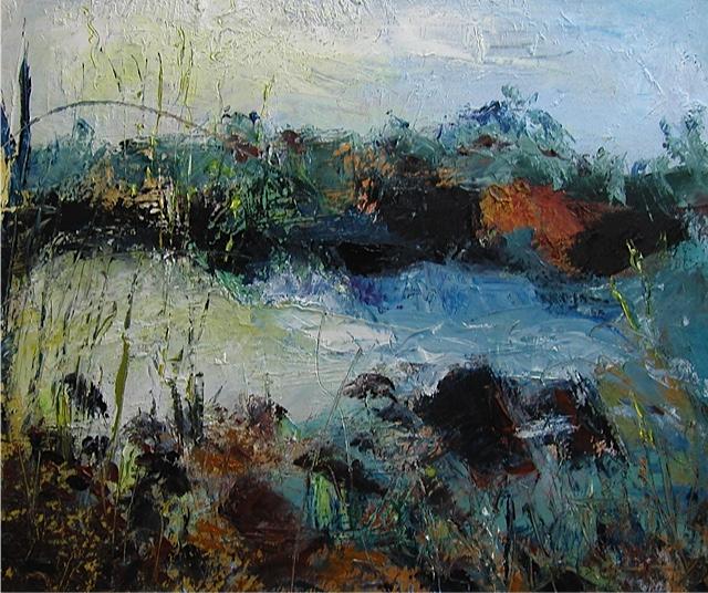 Wetland Hide-away