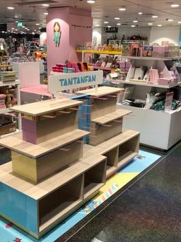 Shop-in-Shop Tantanfan
