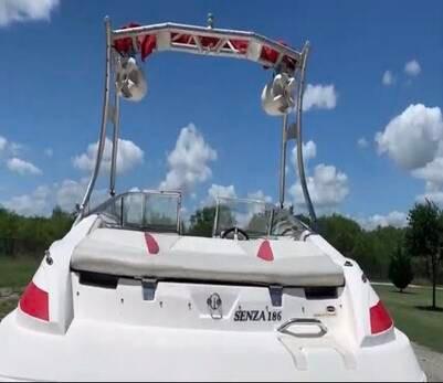 San Antonio Auto Detailing Boat Exterior