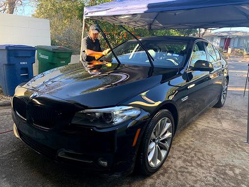 San Antonio Auto Detailing and Paint Cor
