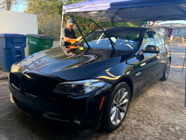 Auto Detailing and Paint Cor