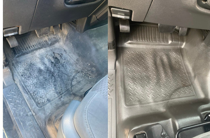 Auto Detailing San Antonio Steam Cleanin