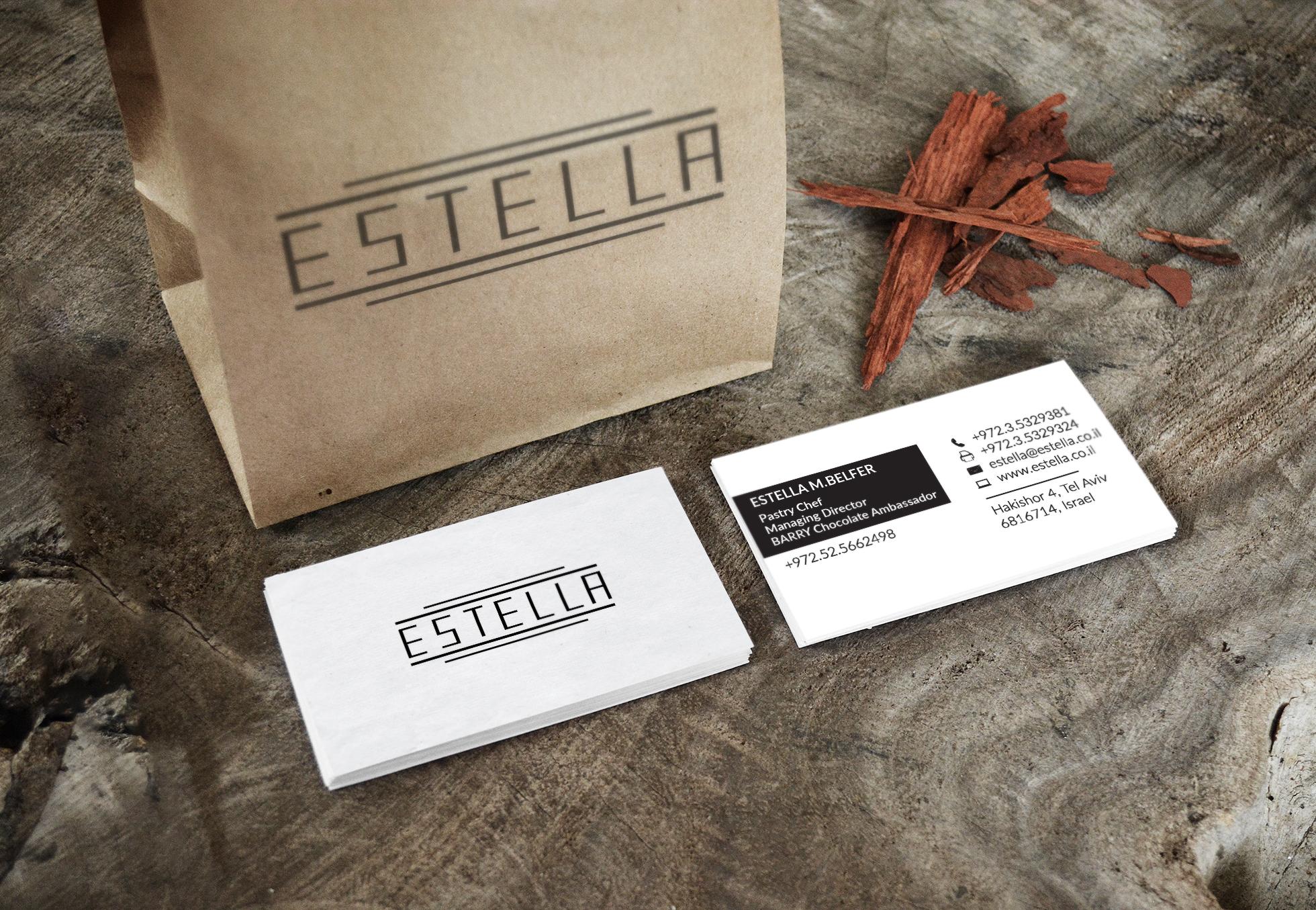 אסטלה - עיצוב אתר ומוצרים גרפיים