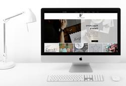 רוני רוסו - עיצוב אתר