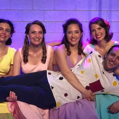 מה עושות האיילות באופרה הישראלית