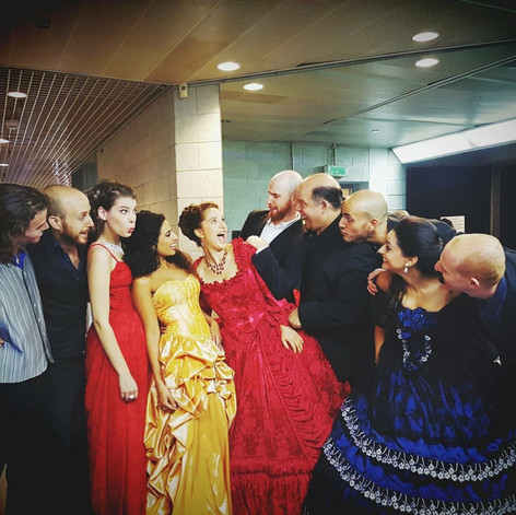 שבת של זהב באופרה הישראלית