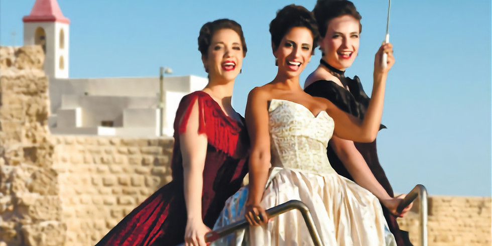 שבע הסופרניות | פסטיבל האופרה בעכו