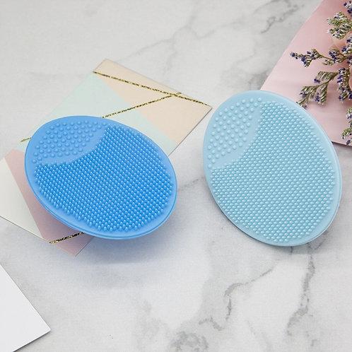 1pc Silicone Facial Wash Pad  - Exfoliating Blackhead Removal