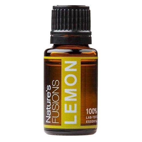 Lemon Pure Essential Oil - 15ml