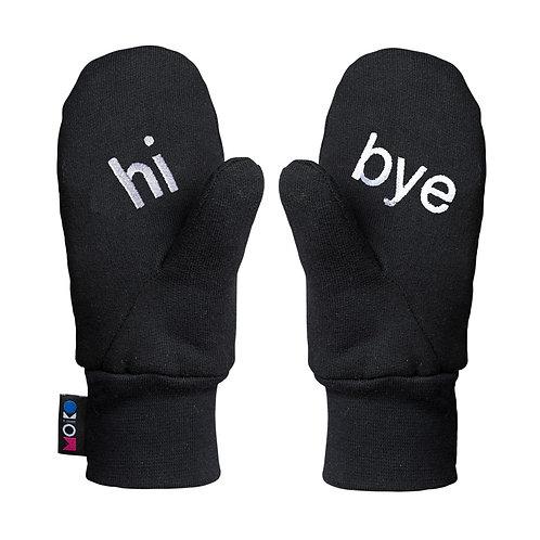 Moiko 【キッズ】グリーティング・ハンズ:「hi-bye」